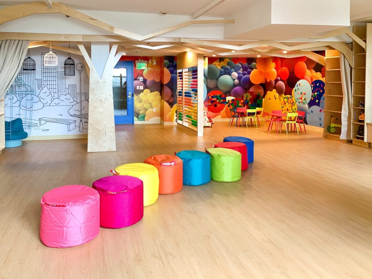 Children's Indoor Play Area
