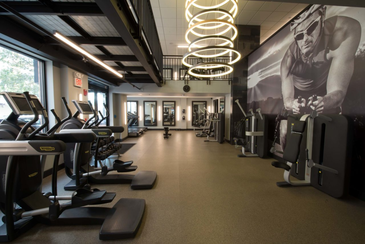 Fitness Center by Technogym